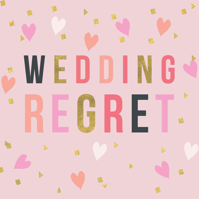 Wedding Regret