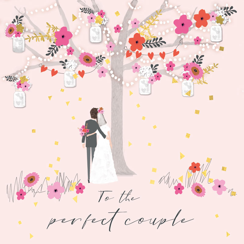 To the perfect couple