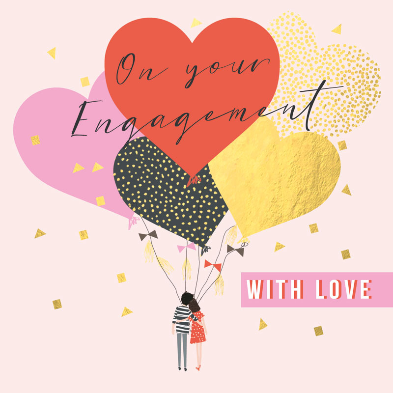 On Your Engagement With Love