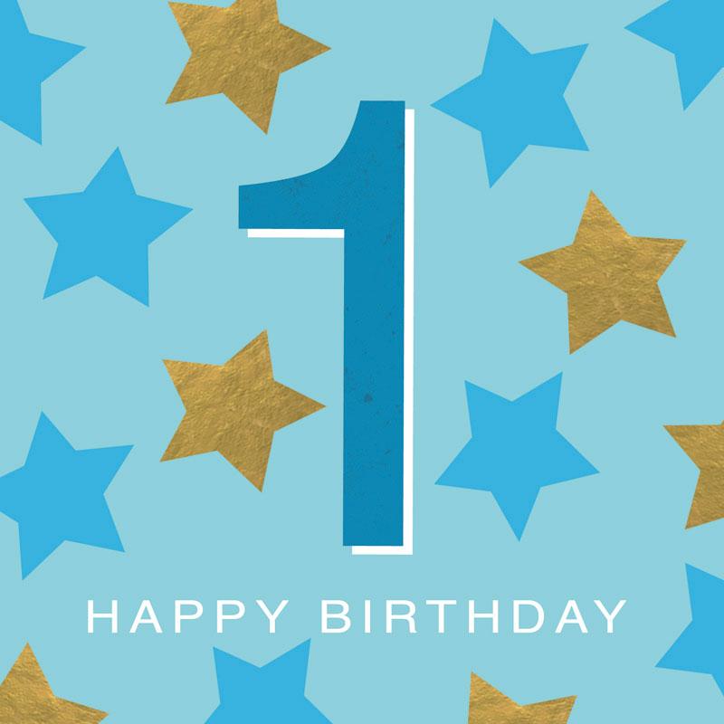 1 Happy Birthday