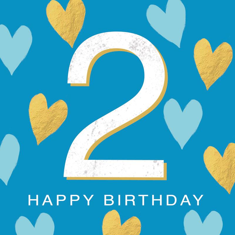 2 Happy Birthday