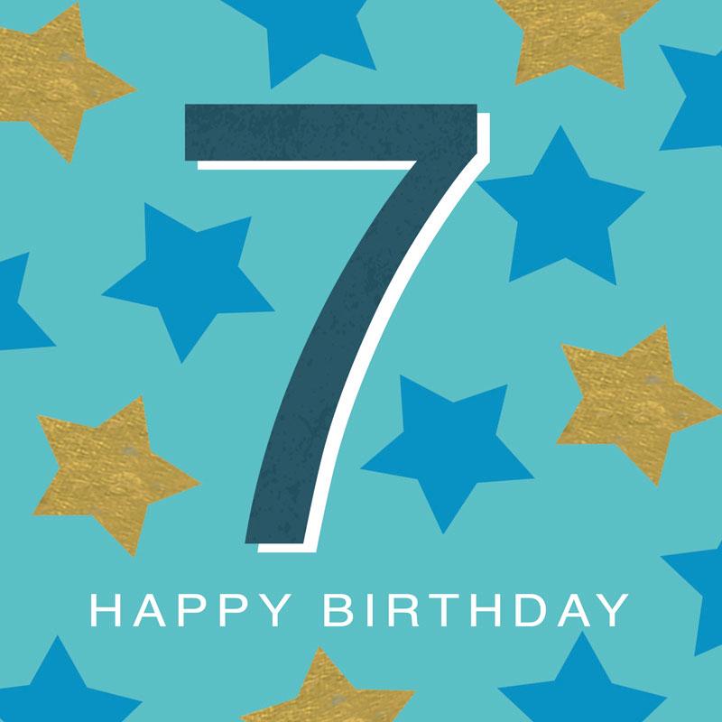 7 Happy Birthday