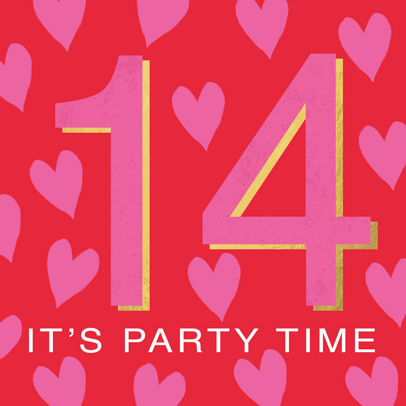 14 It's Party Time