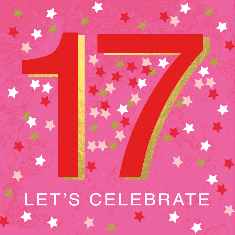17 Let's Celebrate