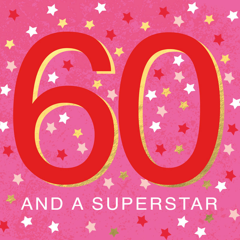 60 And Superstar