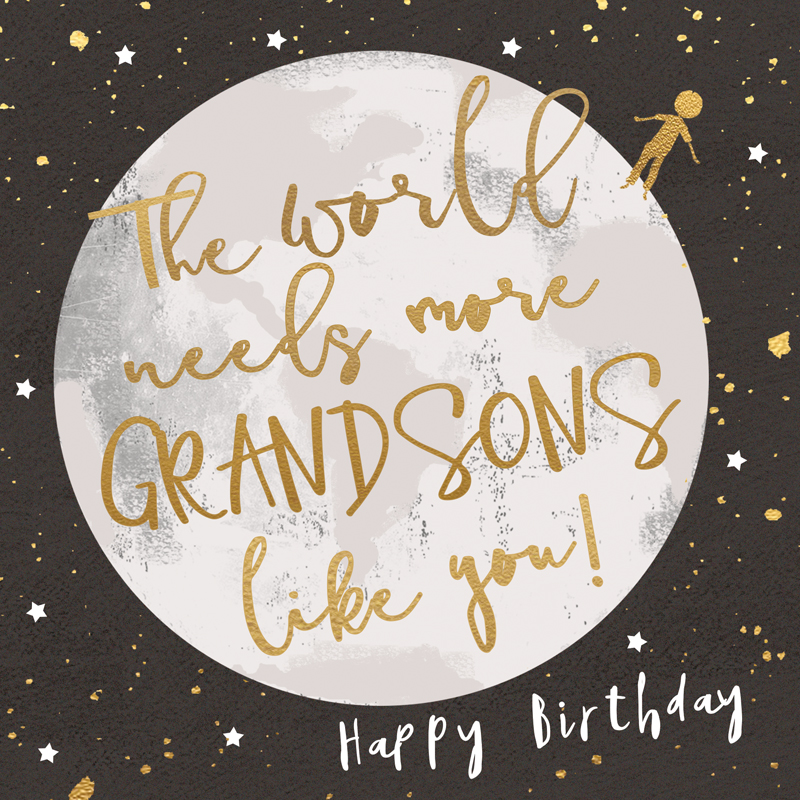Grandsons Like You