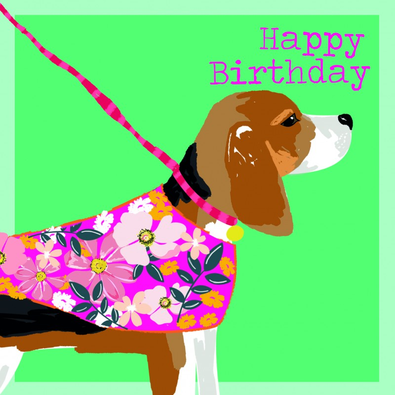 Happy Birthday Beagle