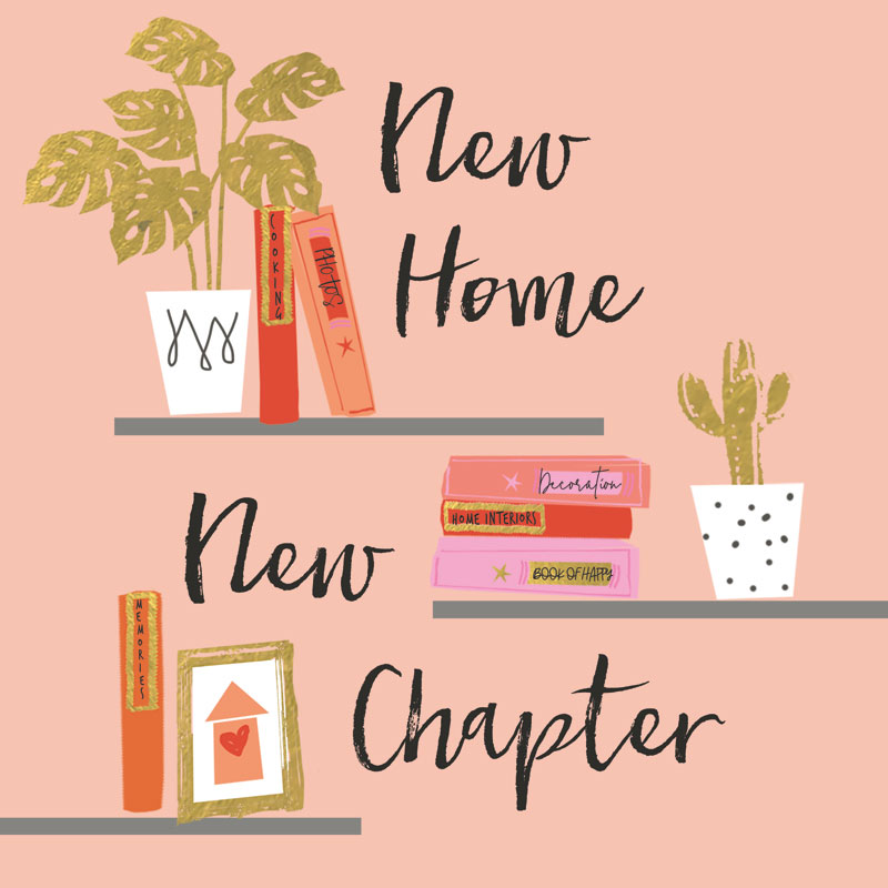 New Home New Chapter